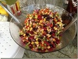 143.8…Mexican Bean Salad