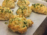 144.2...Garlic Cheese Biscuits