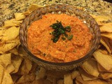 144.4...Roasted Red Pepper Feta Dip