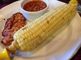 144.8…Oven-Roasted Chile Butter Corn