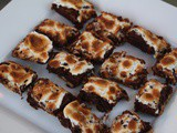 147.4...s'mores Brownies