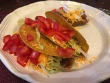 150.0...Madison's Favorite Beef Tacos
