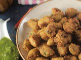 Moong Dal Pakoda – Moong Dal Bhajiya – Snack Recipe