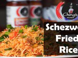 Schezwan Fried Rice | Lunch & Dinner Recipe