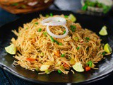 Vermicelli Upma | Breakfast Recipes