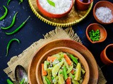 Aviyal Recipe | Keralan Mixed Vegetable Curry With Coconut And Yogurt