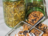 Homemade Granola with Pumpkin, Pepitas and Chia Seeds
