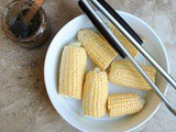 Italian Grilled Corn on the Cob with Parmesan Cheese