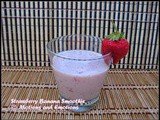 Banana Strawberry Smoothie
