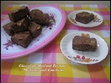 Chocolate Brownie/Chocolate Walnut Brownie