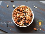 How to prepare Healthy Trail Mix