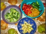 Stir Fried Vegetables / Chinese Stir Fried Vegetables
