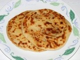 Amritsari Kulcha – Potato stuffed flatbread