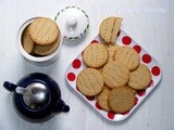 English Digestive Biscuits / American Tea Biscuits