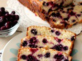 Lemon Blueberry Bread and My Latest Addiction