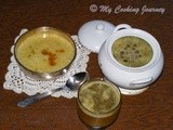 Milagu Jeera Rasam / Pepper and cumin Rasam