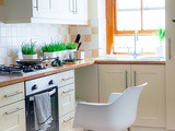 10 Genius Space Saving Ideas for Small Kitchens
