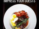 Five Food Presentation Hacks to Impress Your Guests