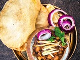 How To Make Punjabi Chole Bhature | Chana Bhatura Recipe Video