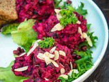 Roasted Beet Salad Recipe | Beet Potato Holiday Salad