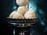 White Chocolate Coconut Truffles Recipe