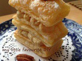 Easy Durian Millefeuille ~ Bake Along #73 拿破仑千层榴莲酥