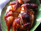 Asian Spicy Roasted Chicken 亚洲香辣烘烤鸡