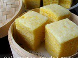 Chinese Thousands Layer Steamed Cake 千层油糕