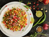Indori Poha | Steamed red rice poha