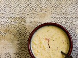 Vegan Rice Pudding (Kheer)