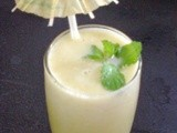 How to Make Minty Pina Apple Drink