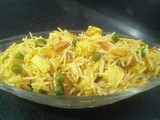 How to Make Mutter Paneer Pulao