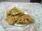 How to Make Pizza Paratha