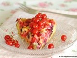 Welcome to my kitchen – Mama's Redcurrant Berry Pie