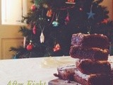 After Eight Brownie - The perfect Christmas treat