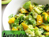 Avocado Mango Salad Recipe - Avocado Salsa