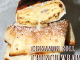~Cinnamon Roll Crunch Wrap