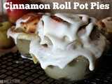 ~Cinnamon Roll Pot Pies