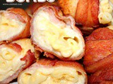 ~Mac n Cheese Bacon Bombs