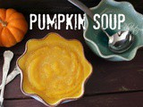 ~Pumpkin Soup featuring the Tuxton Home Chef Series Sous Vide Pot