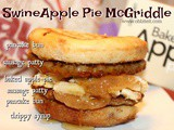 ~SwineApple Pie McGriddle