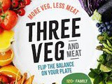 ~Three Veg and Meat Cookbook