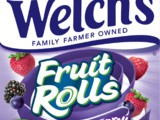~Welch's Fruit Rolls