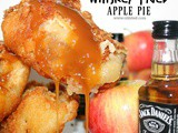 ~'Whapple' Pie – Whiskey Fried Apple pie