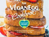 The VeganEgg Cookbook | Recipe + Giveaway