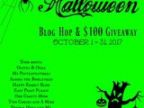 Halloween Blog Hop 2017 & $100 Giveaway