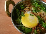 Bachelor's Egg Curry ( 1 tsp Oil Calorie Recipe Series )