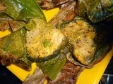 Fried Fish Parcels (with Turmeric leaf)