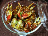 Kankada Kassa ( Stir fried Crab )