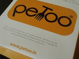Petoo: Startup or Goof-up ( Food Review )